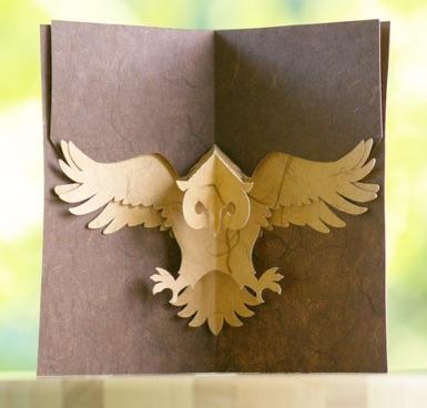 Открытки - киригами (без схем)